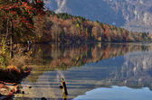 Lake Bohinj, Slovenia — Stock Photo