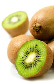 Kiwi, isolated — Stock Photo