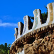 Stock Photo: Park Guell, Barcelona