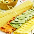 Variety of pasta — Stock Photo #38283773