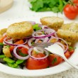 Salad Panzanella — Stock Photo #39377325