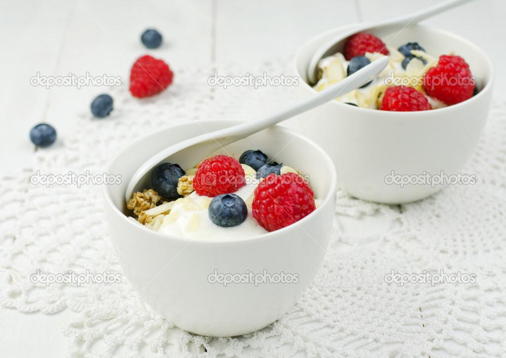 Йогурт на завтрак полезно