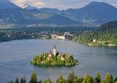 Lake Bled, Slovenia — Stock Photo