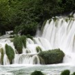 Waterfall KRKA in Croatia — Stock Photo #25722099