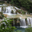 Waterfall KRKA in Croatia — Stock Photo #25722133
