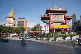 Torre de tiro con arco chino — Foto de Stock
