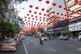 バンコクのチャイナタウン — ストック写真