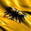 Holy Roman Empire Flag — Stock Photo
