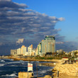 Tel Aviv, Israel. — Stock Photo #23024114