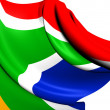Flag of South Africa — Stock Photo #26620919