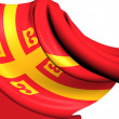 Stock Photo: Byzantine Empire Flag