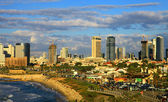 Tel Aviv — Stock Photo