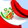 Flag of Peru — Stock Photo #29137839