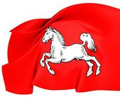 Electorate of Hanover Flag — Stock Photo