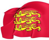 Royal Banner of England — Stockfoto