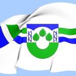 Flag of Agethorst, Germany. — Stock Photo #30299239