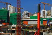 Luogo di costruzione — Foto Stock