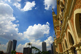 Sultan Abdul Samad Building — Stock Photo