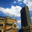 Sultan Abdul Samad Building — Stock Photo