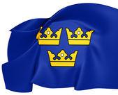 Three Crowns — Stock Photo
