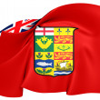 CanadiRed Ensign (1868-1921) — Stock Photo #38233477