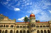 Sultan Abdul Samad Building, Kuala Lumpur.   — Stock Photo