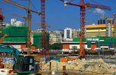строительное место — Стоковое фото