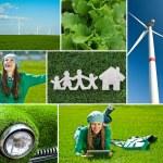 Eco friendly — Stock Photo