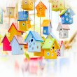 Birdhouses — Stock Photo #41193591