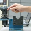 Prepare face milling tool for use — Stock Photo