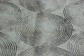 Rep rand på golvet — Stockfoto