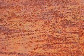 Close up on the old metal oxide texture background — Stock Photo