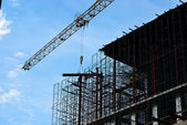 Working construction — Stock Photo