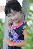 Smily girl — Stock Photo