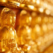 Buddha stature perspective view — Stock Photo #39710459