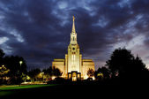 Boston Massachusetts Temple — Stock Photo
