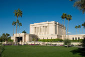 Mesa Arizona Temple — Stock Photo