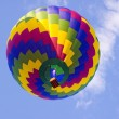 Colorful Hot Air Balloon — Stock Photo #20329869