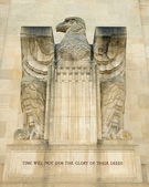 Aisne-Marne American World War One Memorial — Stock Photo