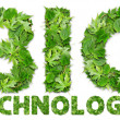 Stock Photo: BIO technologies