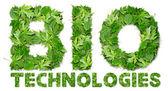 Bio tecnologie — Foto Stock