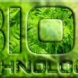 BIO technologies — Stock Photo