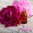 Essential aroma oil — Stock Photo