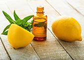 Essentiële aroma-olie — Stockfoto