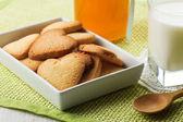 新鲜饼干 — 图库照片