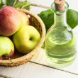 Apple vinegar — Foto de stock #30763791