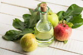 Apple vinegar — Stock Photo
