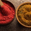 Stock Photo: Dry spices