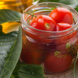 Pickled tomatoes — Stock Photo #31321803