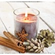 Stock Photo: Decorative christmas composition